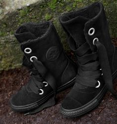 Winter 2012 / Converse Chuck Taylor All Star Beverly Lace Up Boot