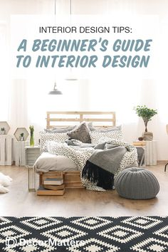 New ideas for bedroom interior design layout Interior Design Blogs, Interior Design For Beginners, Interior Design Keywords, Interior Decorating Styles, Layout Design, Design A Space, House Design, Design Hotel, Diy Décoration