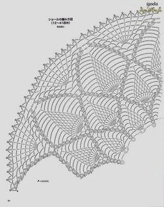 Crochet Wonders: Shawls and Crochet Shawl
