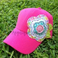 Raggy Flower and Hat Tutorial