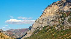 The spectacular view from Utah's Provo Canyon. (Photo by Eric Ward/Wikimedia) provo half Marathon, Utah, Grand Canyon, Mountains, Travel, Bucket, Running, Viajes, Marathons