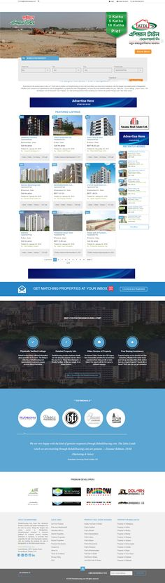 Properties Buy, Sell & Rent - Largest Real Estate Portal in Bangladesh Looking for the perfect property for sale & rent in Bangladesh? Get along with RehabHousing, the largest real estate portal in Bangladesh to ease your stress.http://bit.ly/properties-buy-sell-rent