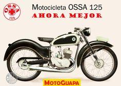 OSSA 125 - MotoGuapa