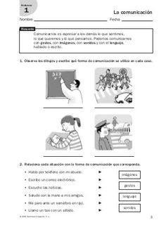Lengua repaso y ampliación 3º primaria Santillana Spanish Classroom, Teaching Spanish, Home Schooling, Learning Activities, Education, Grammar Book, Spanish Vocabulary, Spanish Activities, Learn Spanish