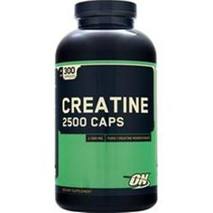 Everyone on your list will love getting one of these! Optimum Nutrition Creatine 2500- 300 Caps  Get it fast #OptimumNutrition
