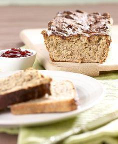 DOMOWE PASZTETY Z MIĘSA, RYB I WARZYW - 8 PRZEPISÓW: Domowy pasztet / Pasztet drobiowy z suszonymi pomidorami i oliwkami / Pasztet z orzechami / Pasztet lotaryński / Pasztet z wędzonego pstrąga / Pasztet z królika / Pasztet z soczewicy / Pasztet jarzynowy Food To Make, Banana Bread, Food And Drink, Cooking Recipes, Homemade, Desserts, Poland, Gourmet, Tailgate Desserts