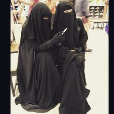 Niqabi Friends