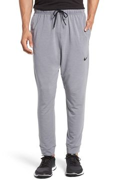 Nike Nike Dri-FIT Fleece Training Pants available at #Nordstrom