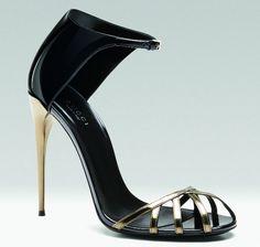 Accessori autunno/Inverno focus sulle scarpe e sandali da sera Pierre Hardy, Prada, Gucci e tante altre