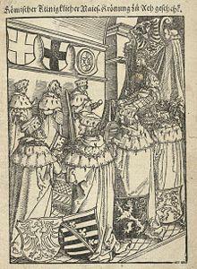 Charles Quint : le sacre à Aix-la-Chapelle: - Charles Quint et François 1°: la 2° phase du conflit débute en 1535. Cette fois Charles Quint doit lutter sur plusieurs fronts, car François 1° s'est allié à tous ceux qu'inquiète la puissance de l'empereur: le pape Clément VII, Henri VIII d'Angleterre, les princes luthériens d'Allemagne et même le sultan Soliman le Magnifique. La guerre, coupée par la trêve de Nice (1538-1540) se termine avec François 1° au traité de Crépy-en-Laonnais (1544).