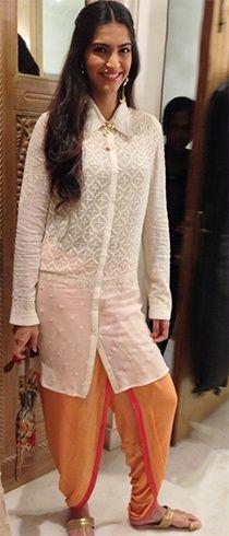 Sonam Kapoor Fashion Mantra - 12 Looks 12 Weeks - So Haute and Chic