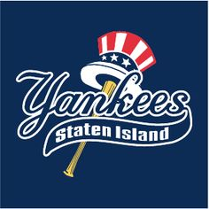 """37793f6d56f Yankees affiliate co-opts """"Black Lives Matter"""" to """"Blue Lives Matter"""" on  the anniversary of Michael Brown s killing. Michael Neglia · Staten Island  Yankees"""