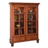 Found it at Wayfair - Conrad Grebel Pembroke Curio Cabinet