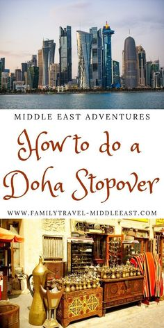 What do you do with a long layover or stopover in Doha? What to do with your time in Doha airport, nearby hotels or short transit tours you can take Middle East Destinations, Amazing Destinations, Holiday Destinations, Travel Destinations, Qatar Travel, Iran Travel, Asia Travel, Hamad International Airport, Carlton Hotel