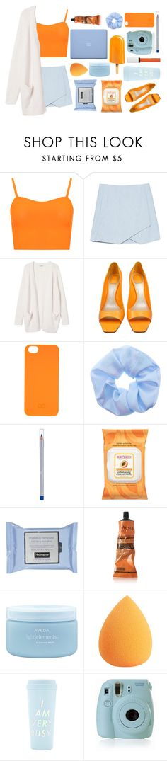 """Opposites"" by kmcg3 ❤ liked on Polyvore featuring WearAll, Monki, Christian Dior, C6, Burt's Bees, Aesop, Aveda, Fujifilm and Givenchy"