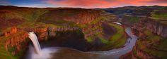 Randall Hodges Photography - Palouse Falls State Park