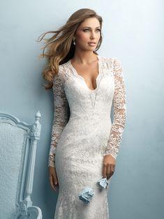 Allure Bridals - 9213