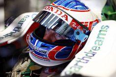 Jenson Button, Circuit de Catalunya, Honda, 2008