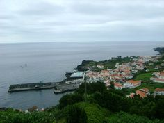 Pico - Miradouro de Santa Cruz