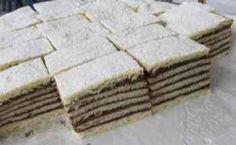 Nekem meg van a szalalkális recept, ezért közreadom: Ez a sütemény 2-3 napig garantáltan puha marad Hozzávalók a tésztához 60 dkg liszt 15 dkg cukor 1 cs. szalalkáli 1 ek. zsír 1/4 liter tej Hozzávalók a krémhez 25 dkg cukor, … Egy kattintás ide a folytatáshoz.... →