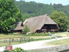 Vogtsbauernhöfe bei Ottenbronn ...