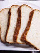 HBでシンプルな全粒粉食パン♪