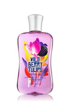 Bath & Body Works Wild Berry Tulips Shower Gel - Nice Spring smell. Take it or leave it...