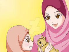 Still learning using adobe illustrator Insyallah, I will improve it!