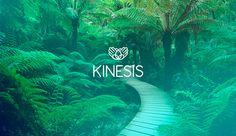 Kinesis SPA – branding on Behance