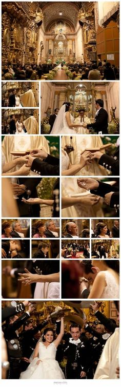 I want my wedding like this <3
