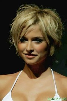 best hairstyles for short women 2014