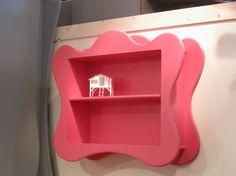 Pink + Wood Desing + Kids Furniture