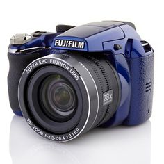 """Fujifilm 14MP 28X Optical Zoom 3"""" LCD SLR-Style Digital Camera Bundle at HSN.com.  Bought this. My husband is delighted. Everything seems to work as it should. Wish it had a full complete manual come with it."""