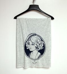 Sailor Girl Scarf