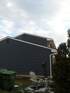 Exterior House On Pinterest Blue Vinyl Siding Vinyl