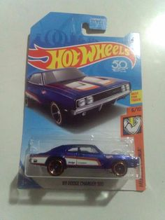 Red US Treasure Hunt #215 Dodge Charger SRT8 Fire Hot Wheels