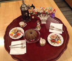 Pleasant Company American Girl Felicity's Birthday Party Treats Chocolate Set, SOLD 10/14/14 $112.50