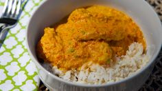 I just discovered this amazing recipe Chicken Tikka Masala on Panna by Chef Suvir Saran!