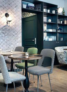 Café Pinson 2, Paris / Dorothée Meilichzon