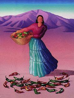 R.C. Gorman Posters | new mexico artist r c gorman has died