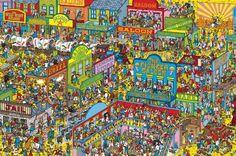 Waar is Wally? Het Allerwildste Westen