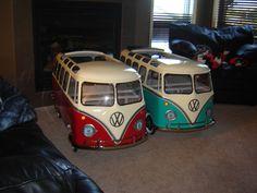 VW pedal cars