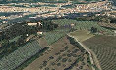 Visualizzazione di impianto fotovoltaico a Montelupo Fiorentino, Montelupo Fiorentino, 2010 - Alberto Antinori