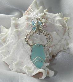 sea glass jewelry www.artisanseaglass.com