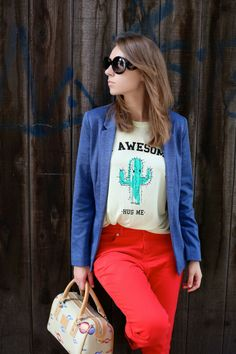 LA by Diana - California Fashion Blog, Personal Style Blog, LA fashion blog, 2014 Fashion Trends: Hug Me I'm Awesome