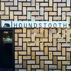 We're Hiring. All locations. Exciting times.  We're growing and looking for good folks. If you've ever wanted to apply, please do.  Being able to multitask, be teachable, & enjoy hosting people are all required.  We're looking for Baristas now so please email a cover letter and resume to howdy@houndstoothcoffee.com  Cheers!