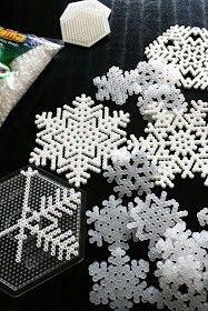 Xmas beads idea