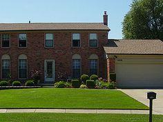 22 best houses images home family single family sterling heights rh pinterest com