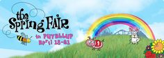 4 Gate Admissions to the Spring Fair in Puyallup