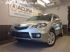 2012 Acura RDX TECH ONLY79KMS NAVIGATION OFFLEASE 1OWNER